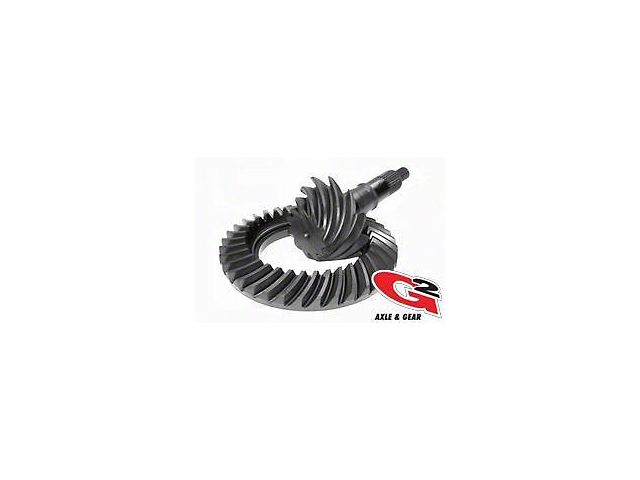G2 Axle and Gear Ring and Pinion Gear Kit; 5.13 Gear Ratio (86-93 GT)