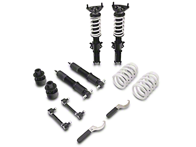 SR Performance Sport Coilover Kit (15-19 w/o MagneRide)
