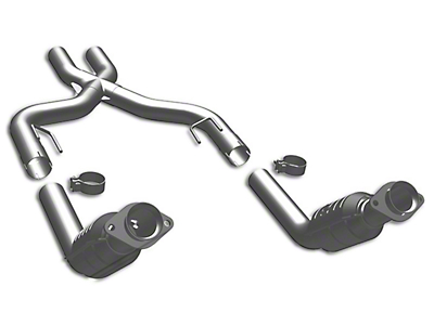 Magnaflow Direct-Fit Catted X-Pipe (07-09 GT500)