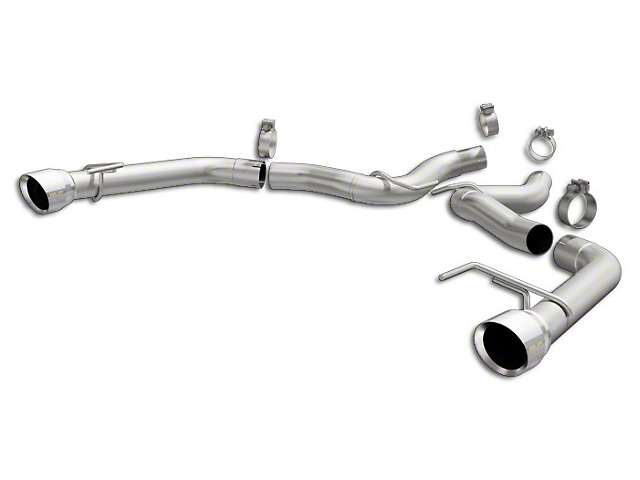 Magnaflow Race Series Axle-Back Exhaust (15-17 GT)