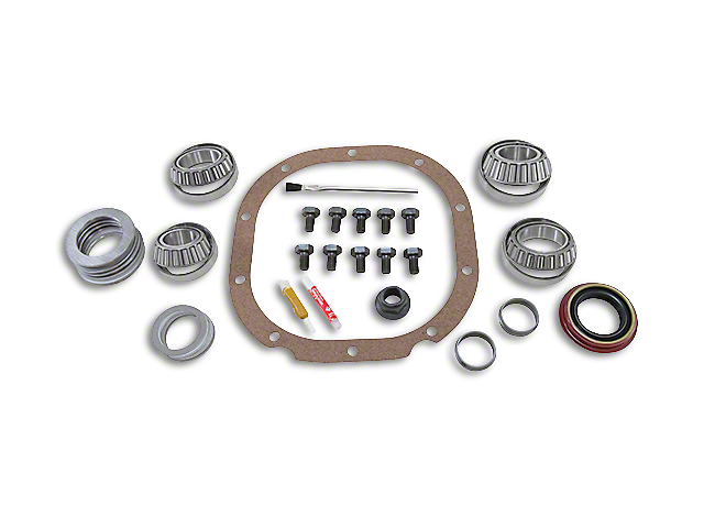 Yukon Gear Rear End Master Overhaul Kit; 8.8-Inch (15-21 All)