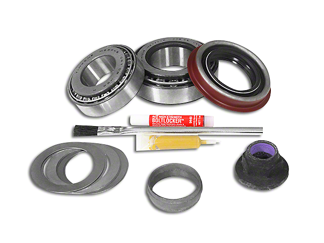 Yukon Gear Rear End Pinion Install Kit; 8.8-Inch (15-20 All)