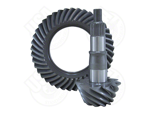 USA Standard Ring and Pinion Gear Kit; 3.31 Gear Ratio (07-14 GT500)