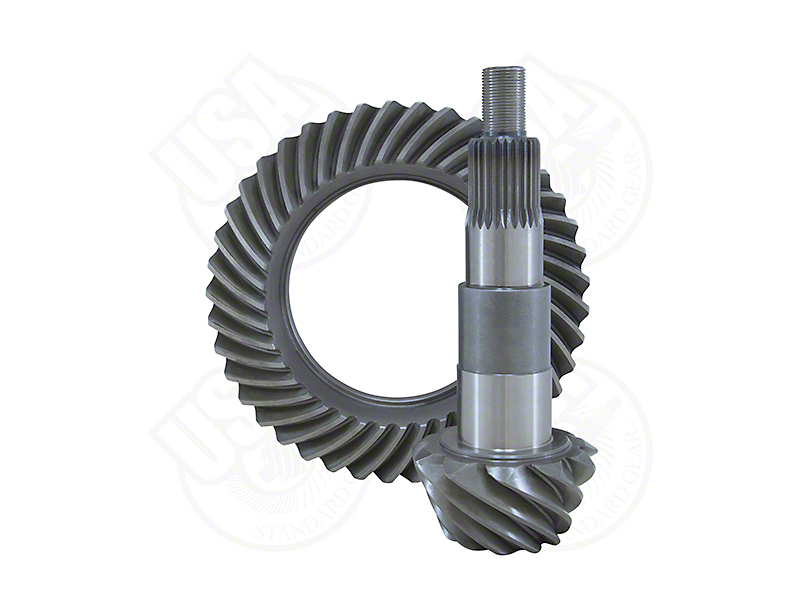 USA Standard Ring and Pinion Gear Kit; 4.11 Gear Ratio (94-98 V6)
