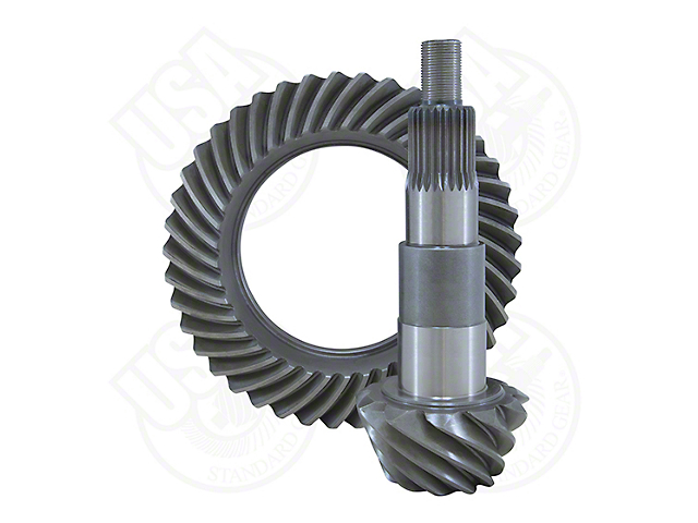 USA Standard Ring and Pinion Gear Kit; 4.56 Gear Ratio (05-10 V6)