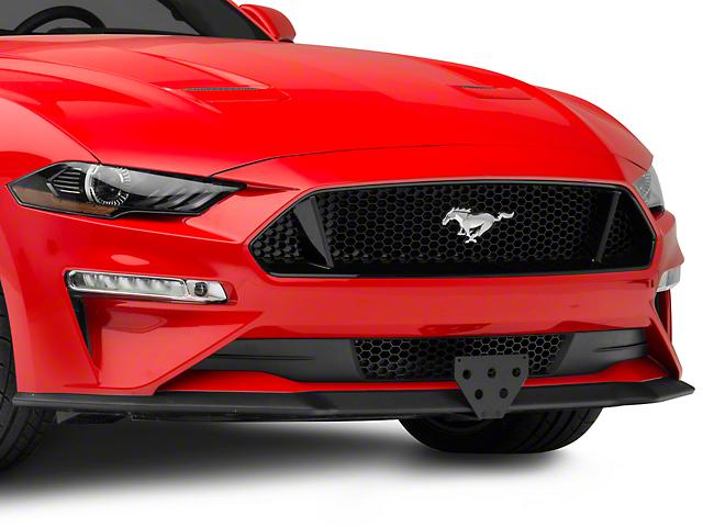 Detachable Front License Plate Bracket (18-20 GT, EcoBoost)