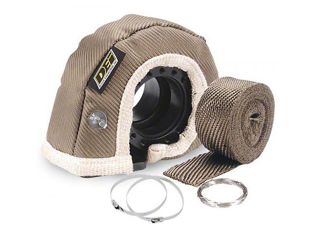 DEI Titanium T4 Turbo Shield Kit (79-18 All)