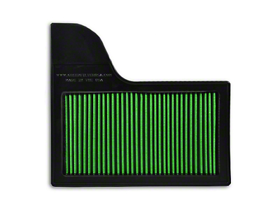 Green Filter Drop-In Replacement Air Filter (15-18 GT, EcoBoost, V6)