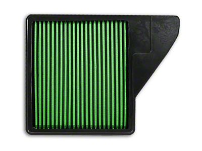 Green Filter Drop-In Replacement Air Filter (10-14 GT; 12-13 BOSS 302; 11-14 V6)