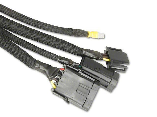 DEI Mustang Easy Loom Split Wire Sleeve 403086 (79-18 All) - Free ...