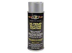 Hi-Temp Slicone Coating; Aluminum