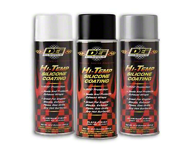 DEI Hi-Temp Slicone Coating - Assortment Case - 2 of Each Color (79-18 All)