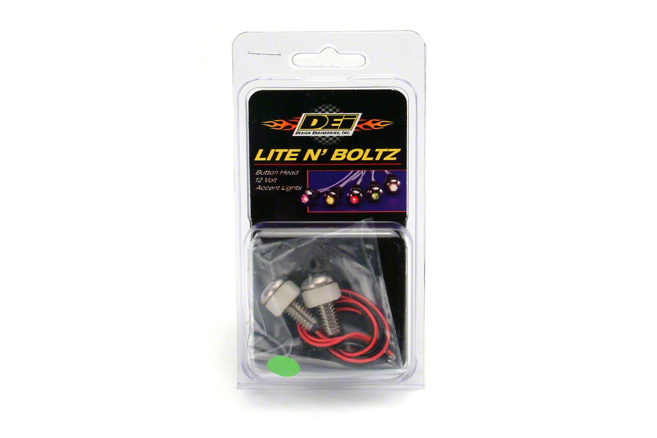 DEI LED Lite N Boltz Accent Lighting - Green (79-18 All)