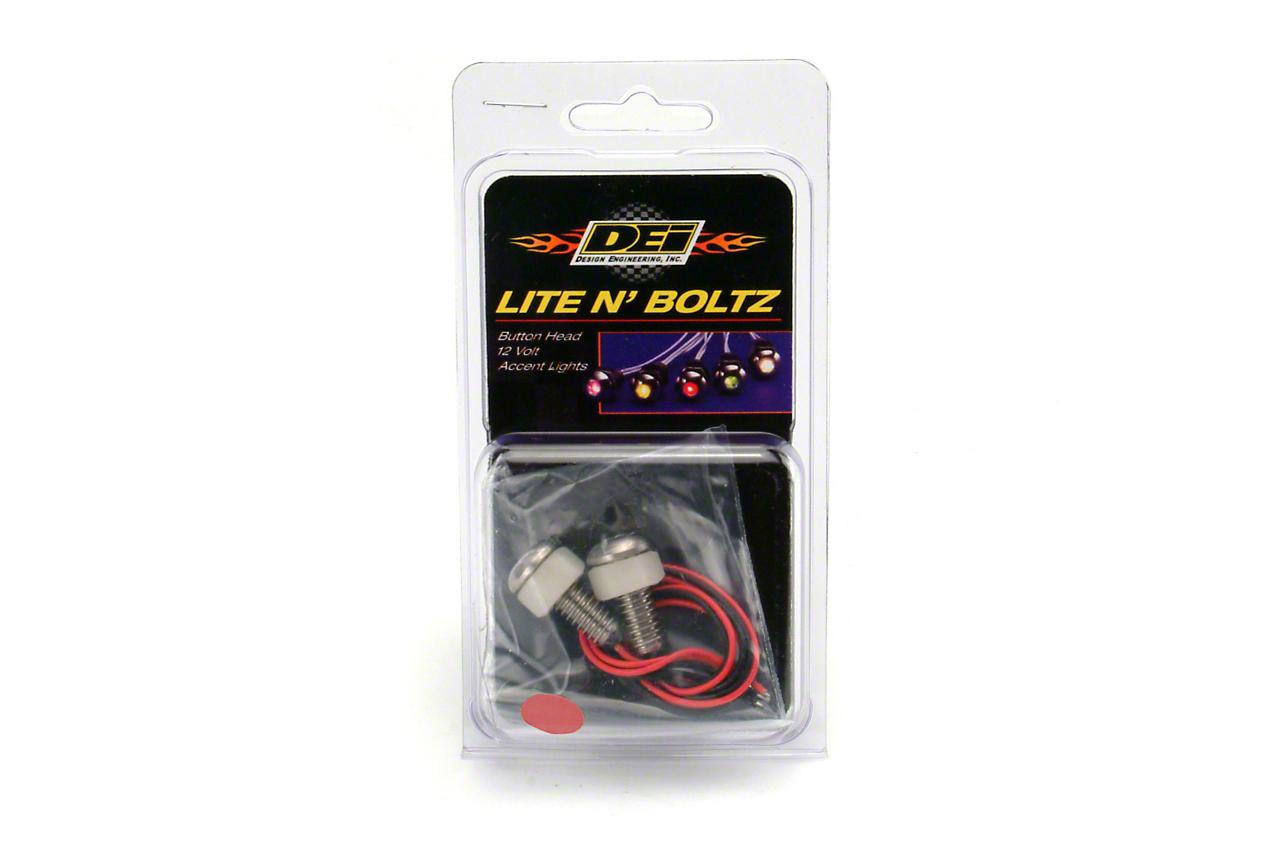 DEI LED Lite N Boltz Accent Lighting - Red (79-18 All)