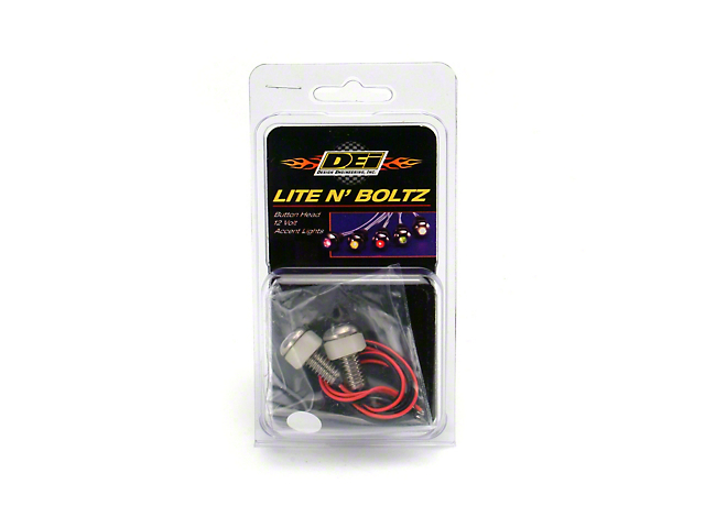 LED Lite N Boltz Accent Lighting - White (79-19 All)