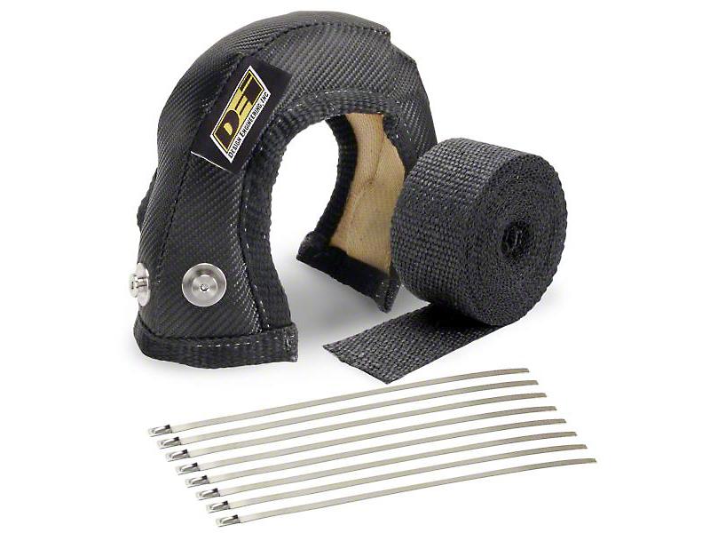 DEI ONYX Series T25/T28 Turbo Shield Kit (79-18 All)