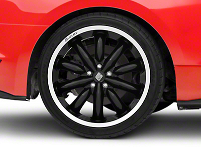 Shelby CS56 2.0 Black Wheel - 20x11 (15-18 GT, EcoBoost, V6)