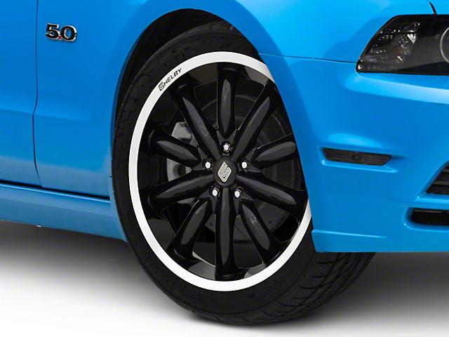 Shelby CS56 2.0 Black Wheel; 20x9 (10-14 All)