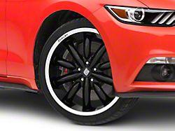 Shelby CS56 2.0 Black Wheel - 20x9 (15-20 GT, EcoBoost, V6)