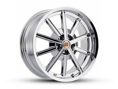 Shelby CS67 Chrome Wheel - 20x10 (15-18 GT, EcoBoost, V6)