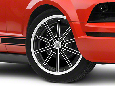 Shelby CS67 Black Wheel - 20x9 (05-14 All)