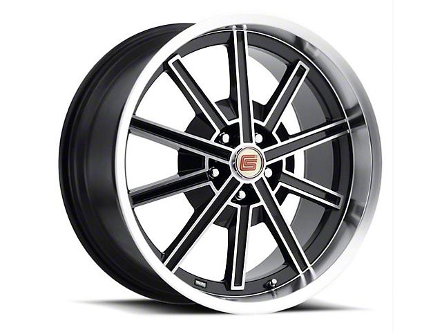Shelby CS67 Black Wheel - 20x9 (15-19 GT, EcoBoost, V6)