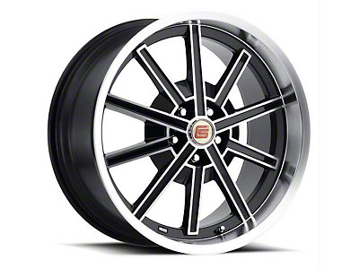 Shelby CS67 Black Wheel - 20x9 (15-18 GT, EcoBoost, V6)