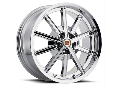 Shelby CS67 Chrome Wheel - 20x9 (15-19 EcoBoost, V6)
