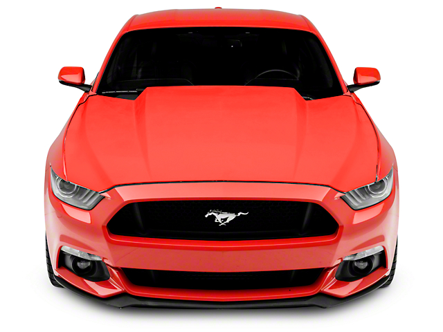 SpeedForm 3 in. Cowl Hood - Unpainted (15-17 GT, EcoBoost, V6)