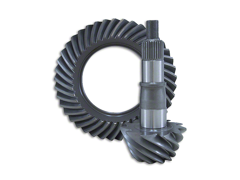 Yukon Gear Super Ring Gear and Pinion Kit - 4.11 Gears (15-20 All)