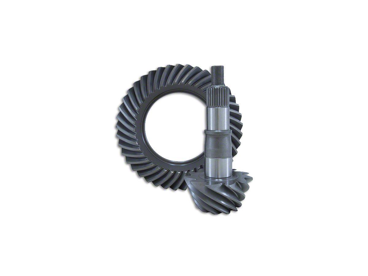 4.88 ratio Yukon Gear YG F8.8-488-15 Ring /& Pinion Gear Set for Ford 8.8 Differential