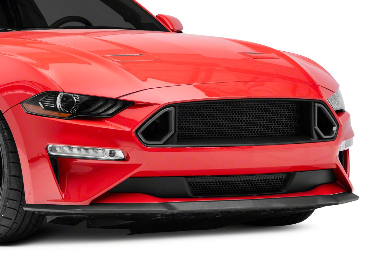 RTR Grille w/ LED Accent Vent Lights (18-20 GT, EcoBoost)