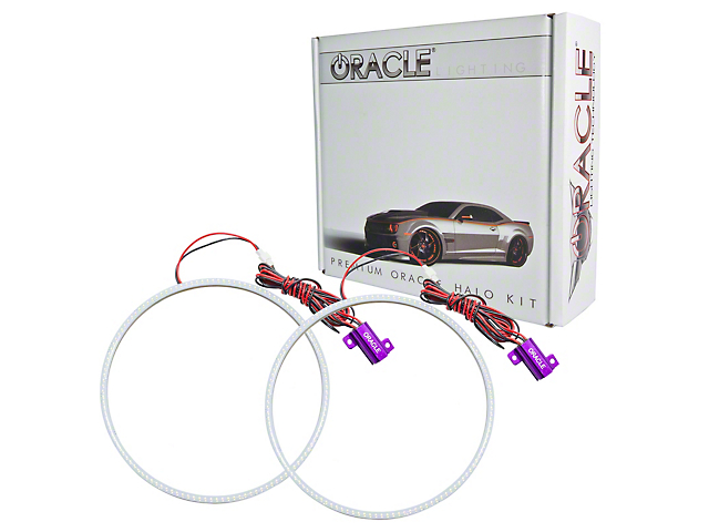 Oracle Plasma Halo Fog Light Conversion Kit (10-12 GT)