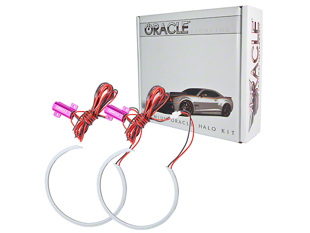 Oracle Plasma Projector Headlight Halo Conversion Kit (10-12 GT, V6)