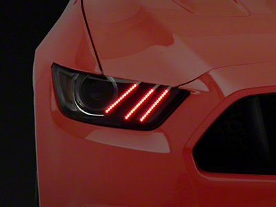 Oracle Headlight Concept Strip Kit - ColorSHIFT (15-17 All; 18-19 GT350)