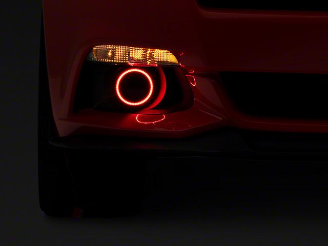 Oracle LED Halo Fog Light Conversion Kit (15-17 w/ Factory Fog Lights)