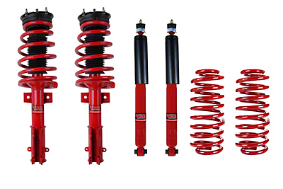 Pedders SportsRyder EziFit Spring & Shock Kit (05-14 All)