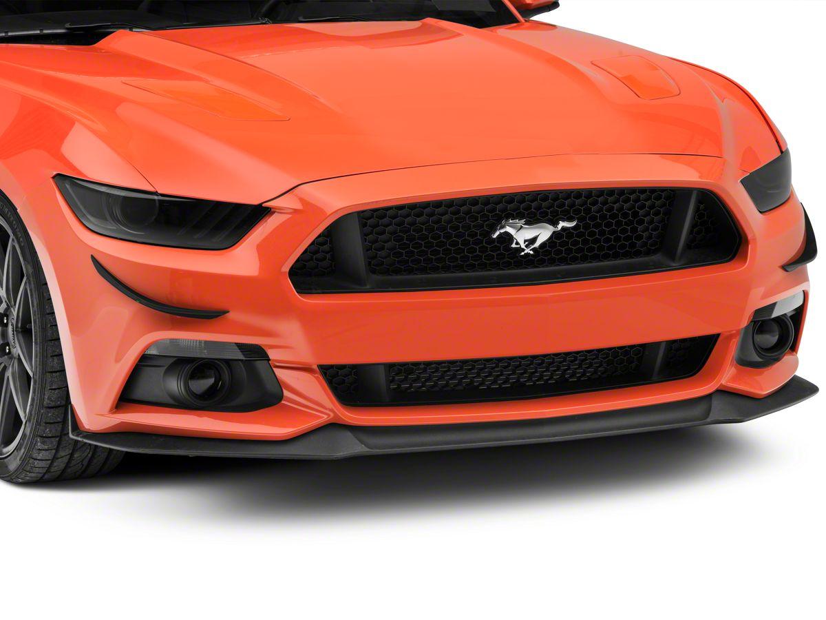 MP Concepts Front Bumper Winglets (15-17 GT, EcoBoost, V6)