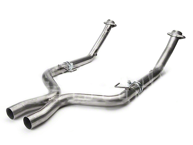 SR Performance Off-Road X-Pipe (05-10 GT, Bullitt)