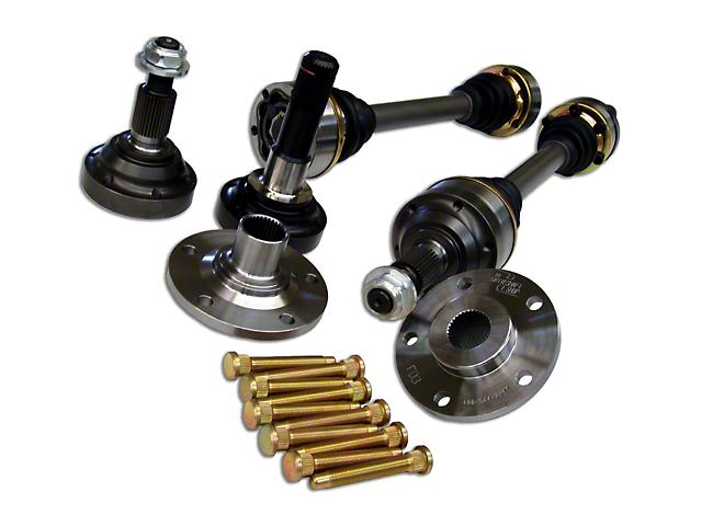 The Driveshaft Shop Pro-Level Axle / Hub Kit (01-04 Cobra)