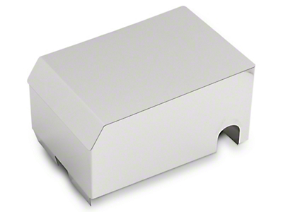 ACC Stainless Battery Cover - Polished (10-14 All)