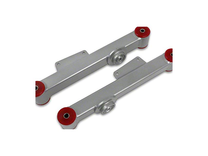 Steeda Aluminum Rear Lower Control Arms - 4600 Series (79-98 All)