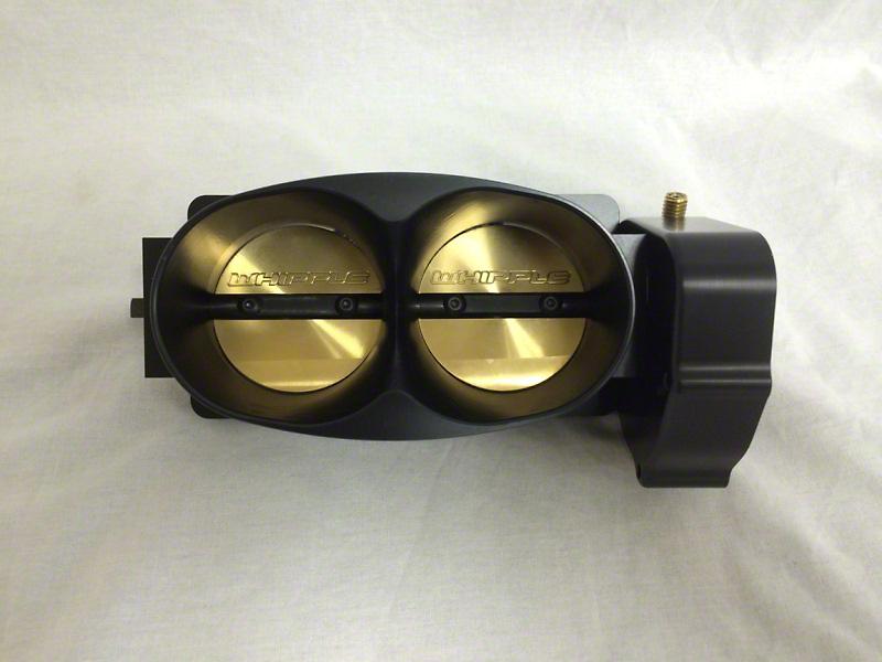 Whipple Billet Twin 71mm Throttle Body Upgrade (07-14 GT500)