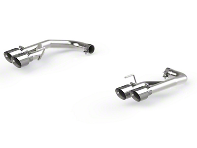 MBRP Pro-Series Axle-Back Exhaust (2018 GT w/o Active Exhaust)
