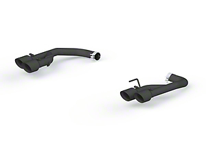 MBRP Black-Series Axle-Back Exhaust (18-19 GT w/o Active Exhaust)