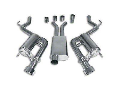 Thermal R&D Cat-Back Exhaust (15-18 EcoBoost)