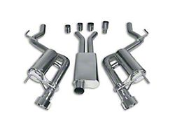Thermal R&D Cat-Back Exhaust (15-21 EcoBoost w/o Active Exhaust)
