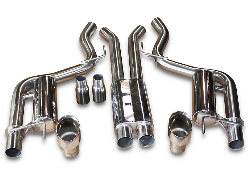 Thermal R&D Cat-Back Exhaust (15-17 GT Fastback)