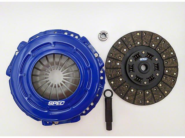 Spec Stage 1 Organic Clutch Kit - 23 Spline (11-17 V6)