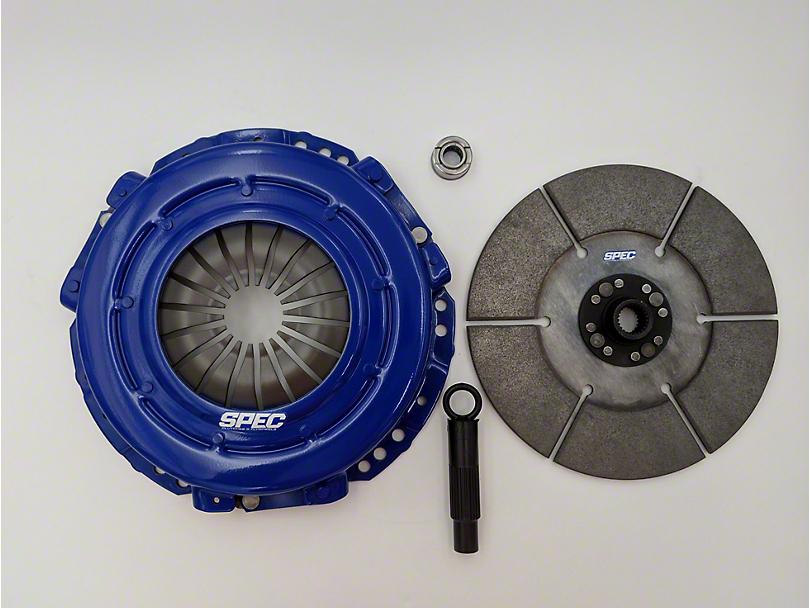 Spec Stage 5 Sintered Iron Clutch Kit - 23 Spline (11-17 GT)